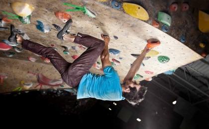 kletterhallen und fitness eingang lösung
